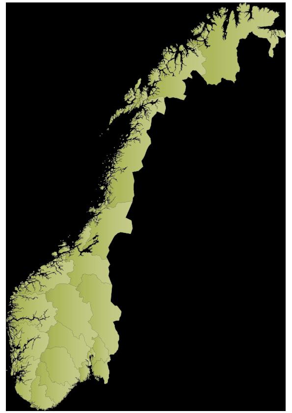 kart over hele norge Fiskekart over hele Norge   Hooked kart over hele norge