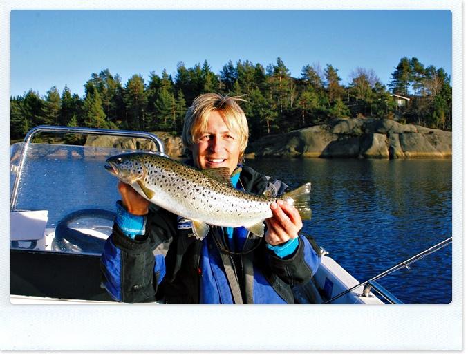 Asgeir Alvestad - Fargevalg til sjørrret