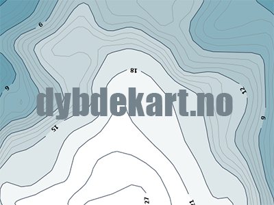 Dybdekart logo