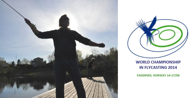 Velkommen til VM i fluekasting - Welcome to the WC Flycasting 2014