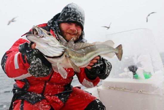 Lysingfiske i januar (3)