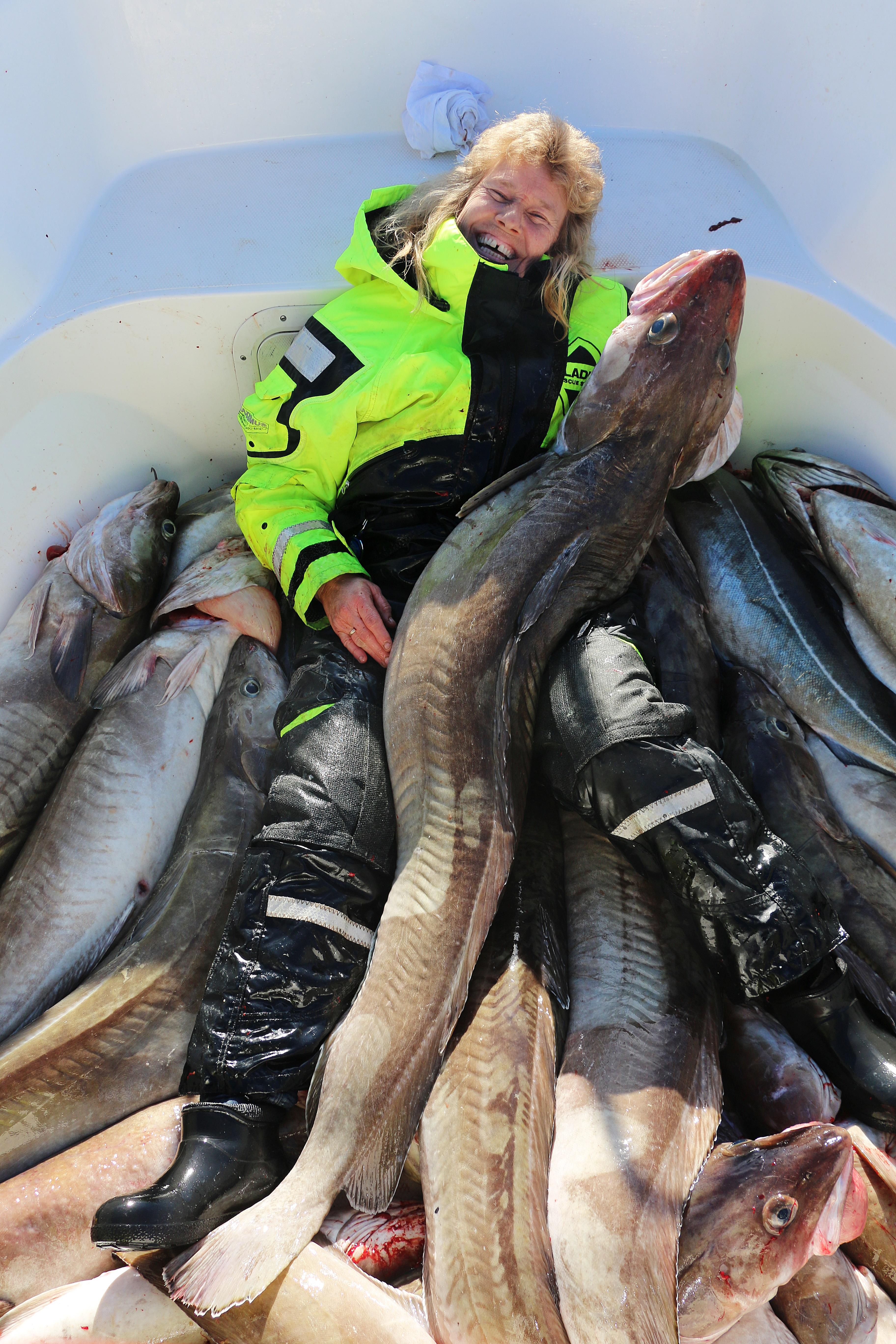 Langefiske med Judith Brommeland (10)
