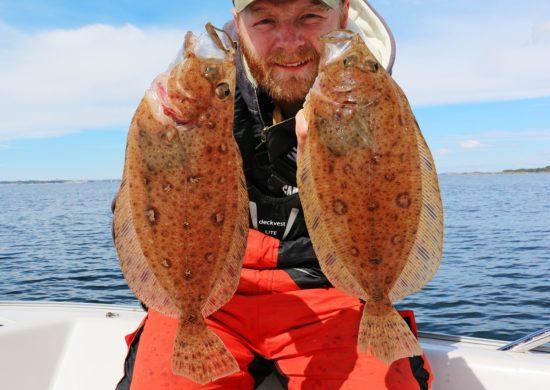 Agnfiske på bunnen (2)