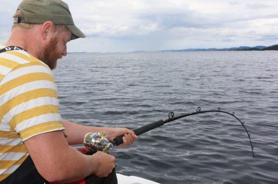 Agnfiske på bunnen (3)