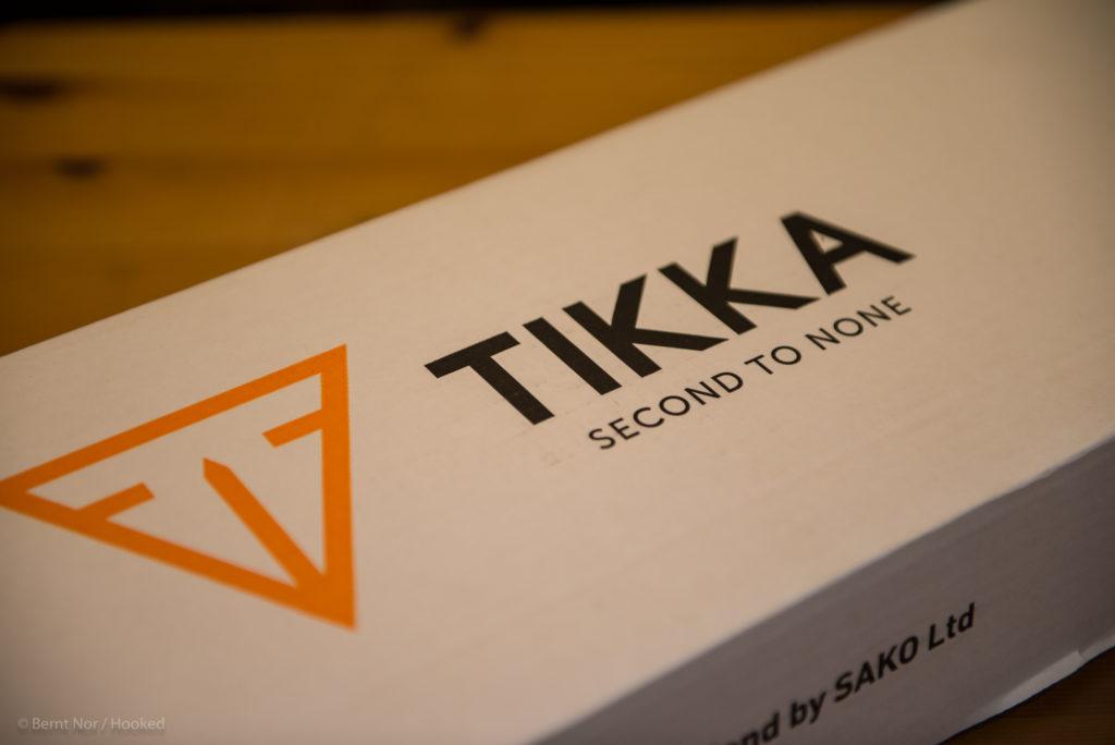 Rifle til småviltjakt - Tikka T3x Lite