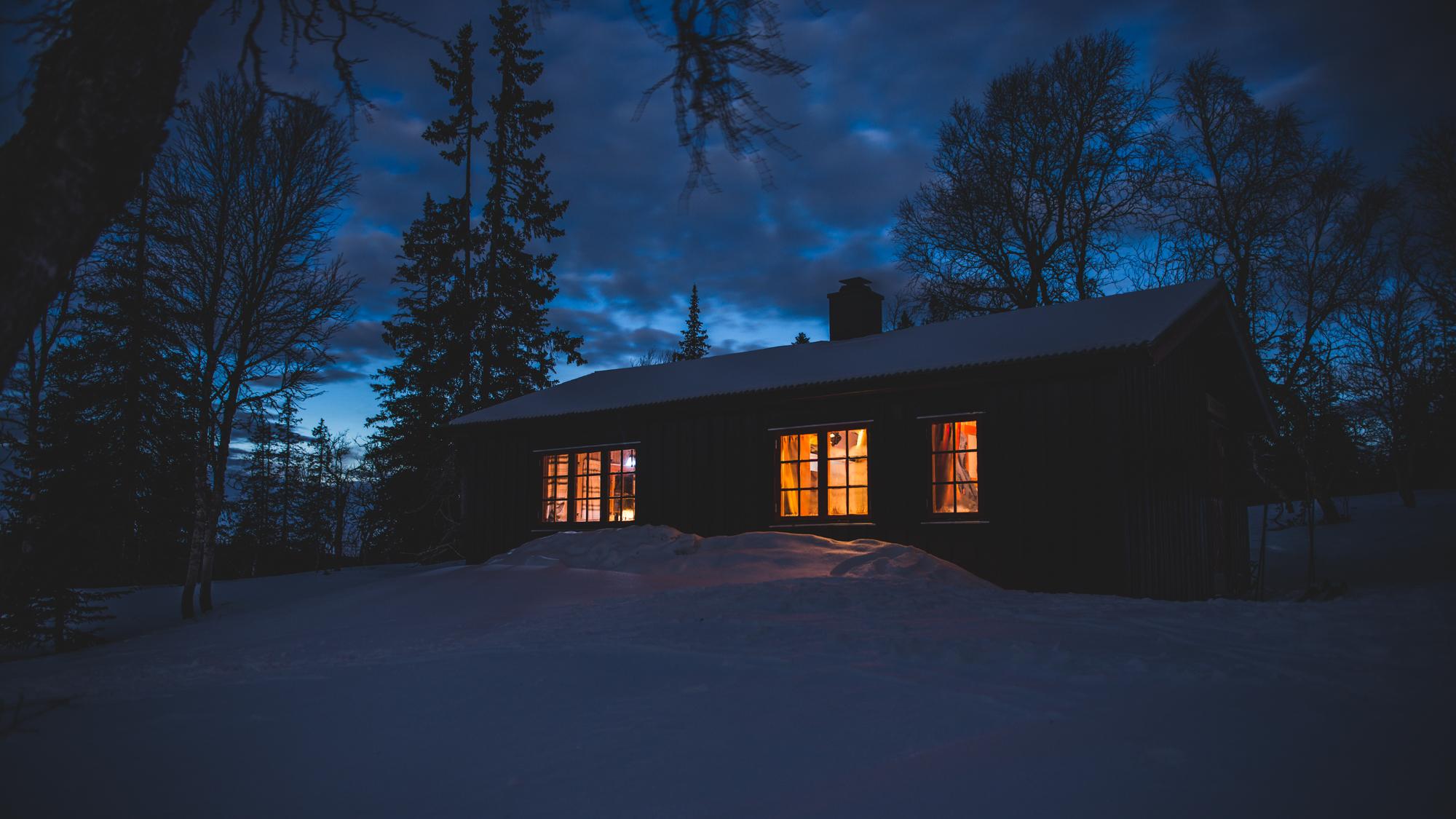 Langvasshytta - Røye og rypejakt - Snåsa fjellstyre