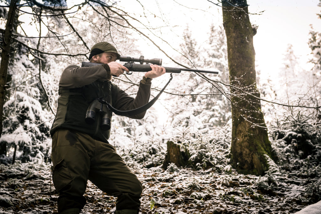 Nye Mauseren i action - Mauser M18 -