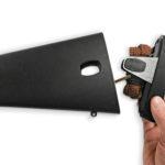 Mauser M18 - med hul kolbe og feste for eksempelvis boarsnake e.l.