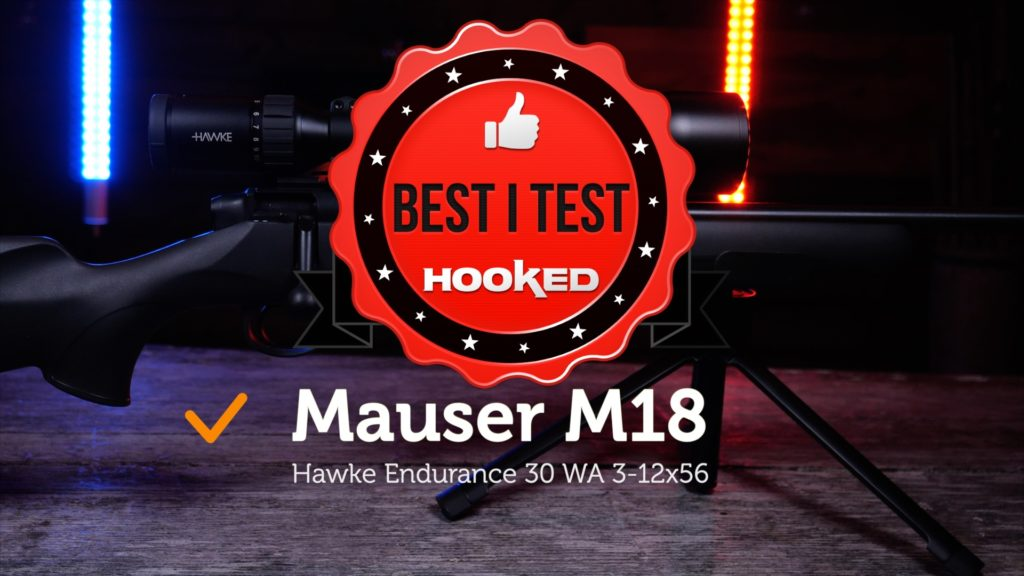 Best i test rifle - Mauser M18